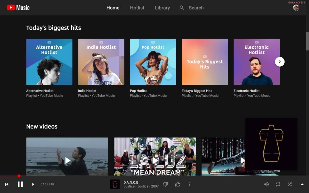YouTube Music Will Come Pre-installed On All New Android 10 Phones