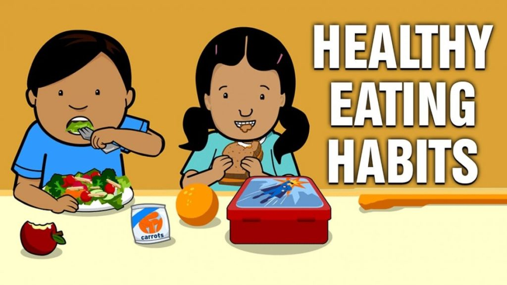 How To Control Weight And Be Healthy With Healthy Food Habits?